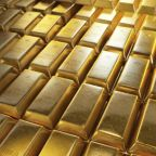 Gold takes a wild ride after hitting highs