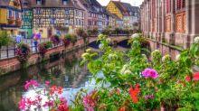 復活節去不到旅行的話… 看看法國4個最美鮮花小鎮