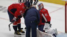 Sportsnet analyst Kelly Hrudey criticizes Vitek Vanecek for injury