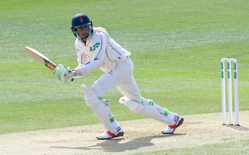 Haseeb Hameed produces a solid innings - Rex Features