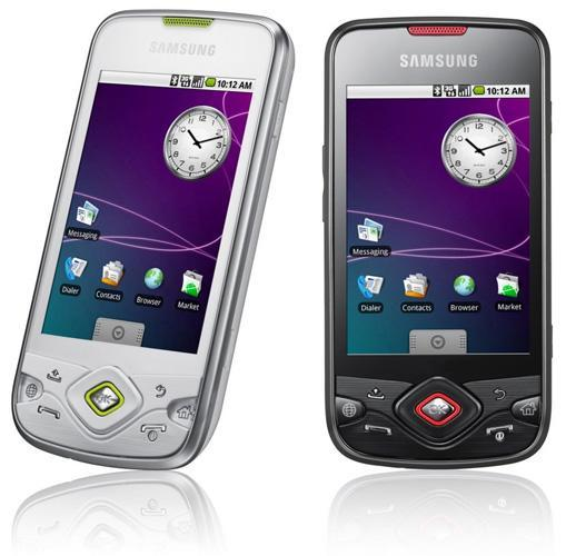 Samsung unveils Android-equipped Galaxy Spica i5700