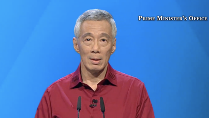 NDR 2019: S'pore PM speaks on climate change, the economy