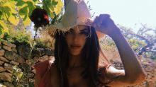 Los espectaculares posados de Alessandra Ambrosio en Ibiza