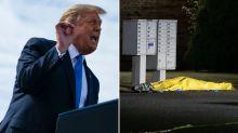 Trump Boasts About U.S. Marshals Killing 'Antifa' Suspect