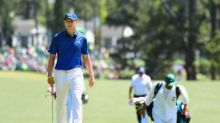 Jordan Spieth powers through relentless round, in position for second Masters win