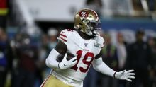 49ers place WR Deebo Samuel on IR