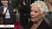 Dame Judi Dench: Hollywood sex scandal 'hard' as some accused are 'great friends'