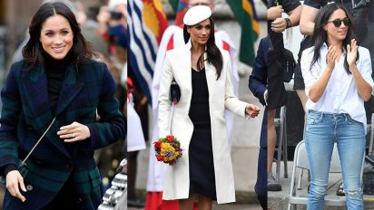 Times Meghan Markle channelled Princess Diana