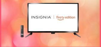 No joke: Amazon's No. 1 best-selling smart TV is on sale for $100!