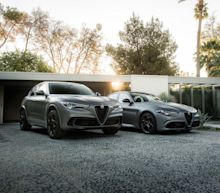 Photos of the Alfa Romeo Quadrifoglio NRING Special Editions