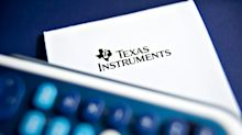 Texas Instruments Quarterly Sales Top Analysts' Estimates