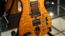 This guitar's famous owner means it could be worth over £750,000