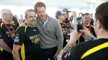 Prince Harry attends UK team trials for Invictus Games