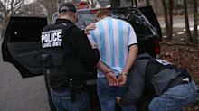 Taming the 'animals' of MS-13: Trump takes his gang crackdown to the suburbs