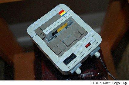 Lego mania, Nintendo fanboyism combined