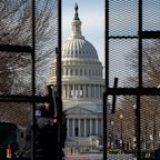 Experience the security shutdown in D.C. ahead of Biden's inauguration