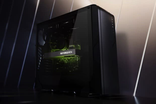 The Morning After: NVIDIA's GeForce RTX 3060 arrives February 25th