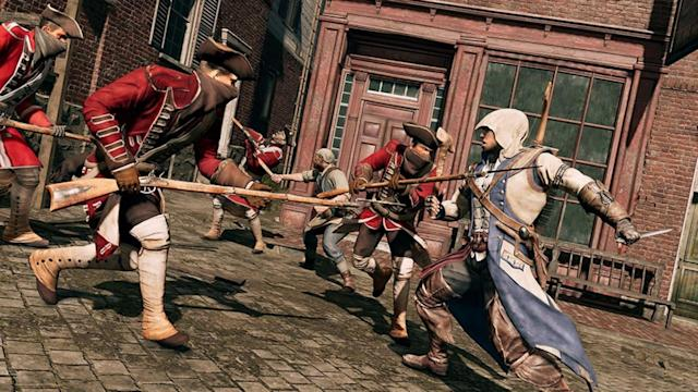 'Assassin's Creed III Remastered' release date is set for March 29th