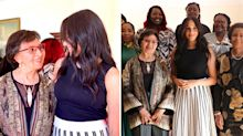 Meghan Markle attends private breakfast with female leaders in Cape Town