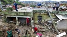 At least 53 dead after record-breaking rainfall triggers landslides in Brazil