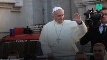 Pope Condemns Capital Punishment