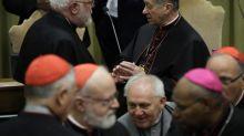 """""""Tenía 11 años y un sacerdote destruyó mi vida"""", denunció una víctima en el Vaticano"""
