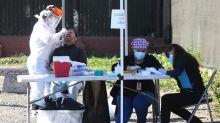 Chile registra una tasa de positividad del 2 %, la más baja de la pandemia