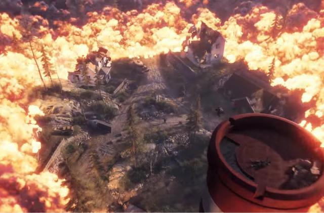 EA teases battle royale in new 'Battlefield V' trailer
