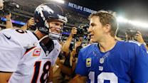 Peyton Manning stole 'Omaha' call from Eli