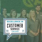 Qgiv Wins 2021 Excellence in Customer Service Award in Organization of the Year Category