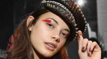 Graphic Primary Eye Makeup Is the New Smoky Eye