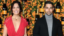 Exes Mandy Moore and Wilmer Valderrama Continue Their Halloween Horror Night 'Tradition'