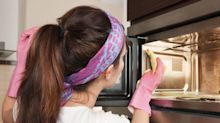 You've Been Cleaning Your Microwave All Wrong