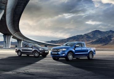 售價104.8萬元起!21年式Ford Ranger職人型/全能型新上市