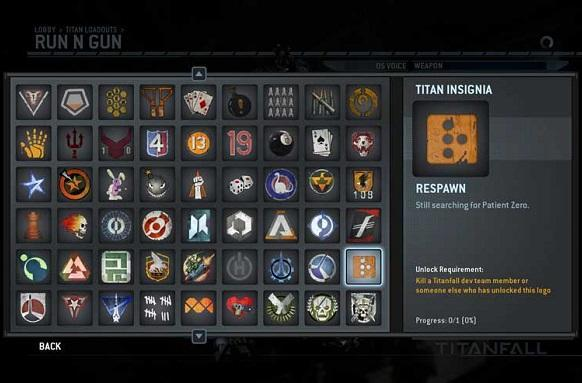 Titanfall's next update adds insignias, Titan burn cards