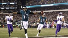Eagles to take on Patriots in Super Bowl LII after routing Vikings for NFC title