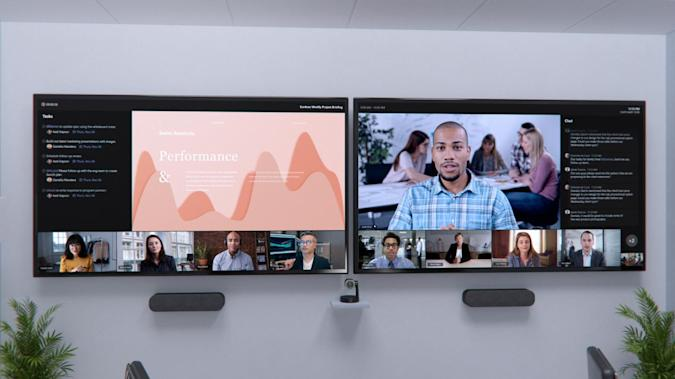 Microsoft's latest Whiteboard makes it easier to blend home and office work
