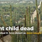 Indian migrant girl, 6, died in Arizona desert as mother searched for water