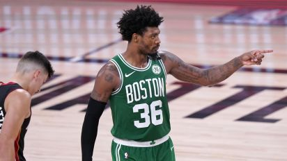 Celtics finally solve Heat in Game 3 rout