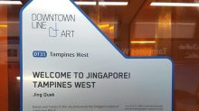 After online flak, artist says 'Jingapore' in title of MRT station mural is intentional
