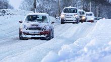 UK weather latest: Travel mayhem as high winds see Heathrow cancel flights and trees block rail lines