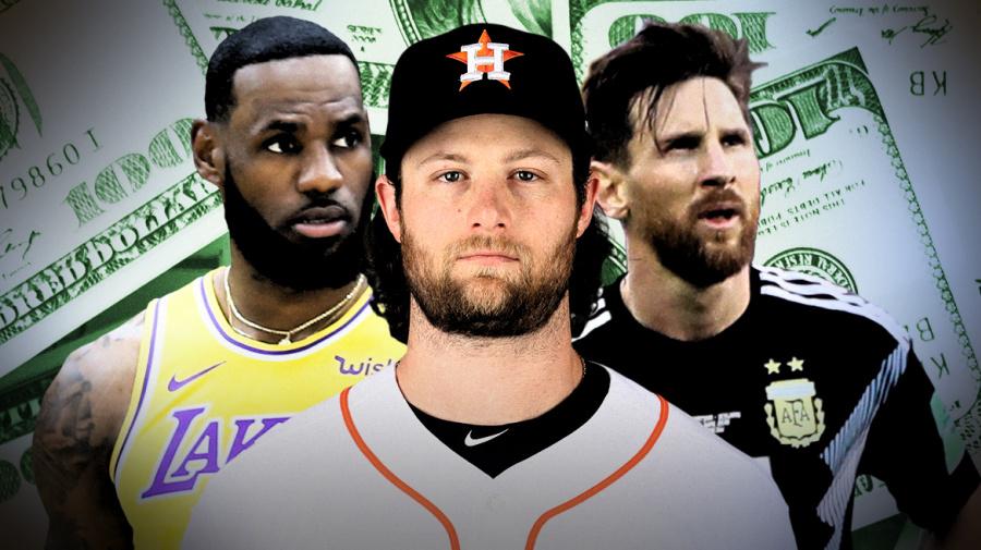 Do star athletes make too much money?