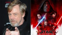 Mark Hamill responde a las parodias del nuevo cartel de Star Wars