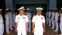 Navy bribery scandal involves top officers