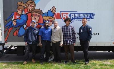 Five Locations within the ARS/Rescue Rooter Network Gave Back Big in Their Communities