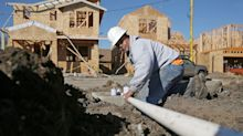 Single-family home construction tumbles – and a top analyst says housing is in a correction