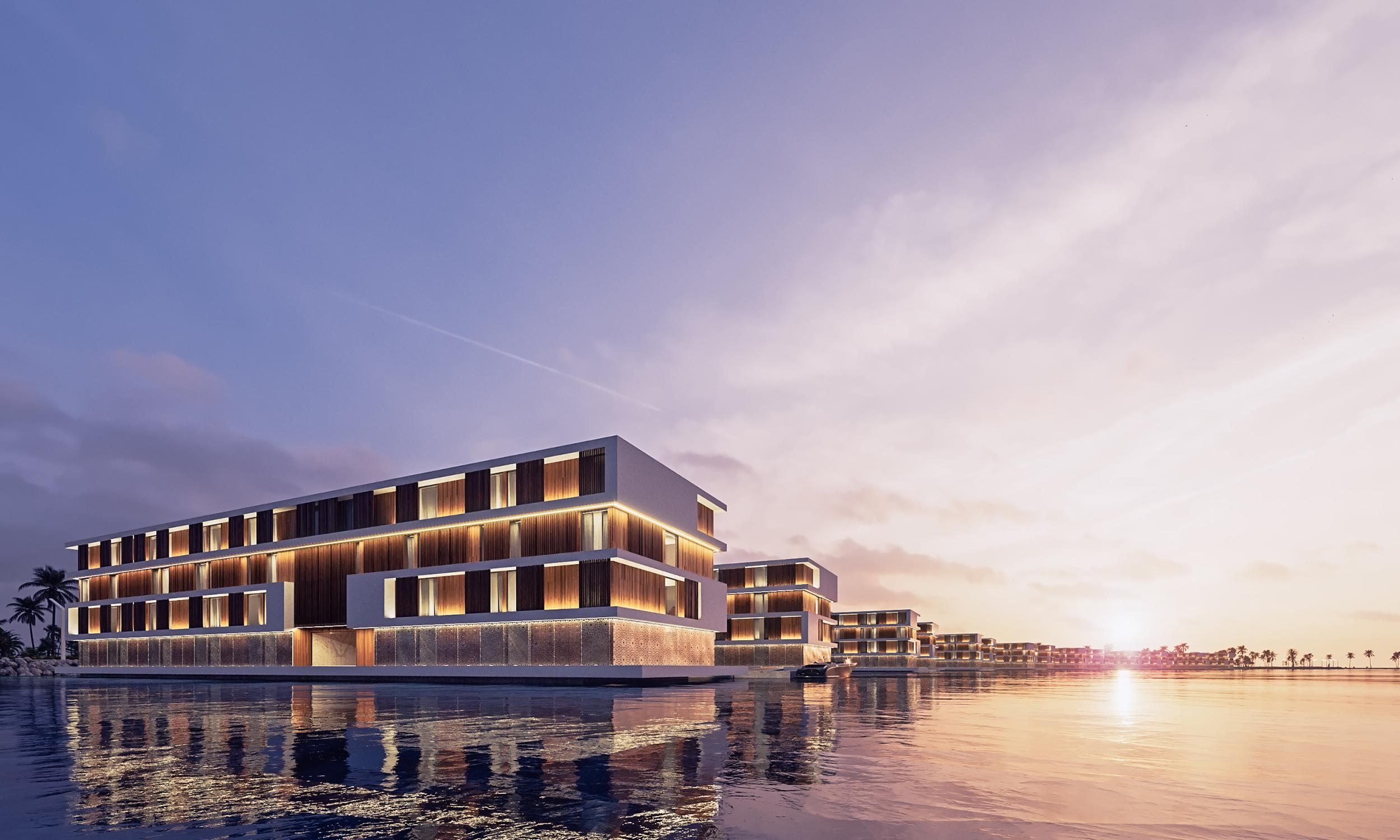 Floating hotels are coming to Qatar for the 2022 World Cup