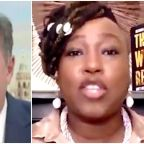 Piers Morgan Gets Owned By Black Activist For Dissing Meghan Markle Racism Claims
