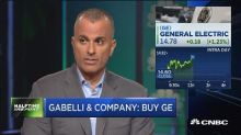 Gabelli & Company: here's why GE is a buy at this level