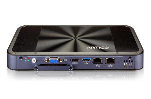 VIA ARTiGO A1200 lets you roll your own miniscule, fanless PC